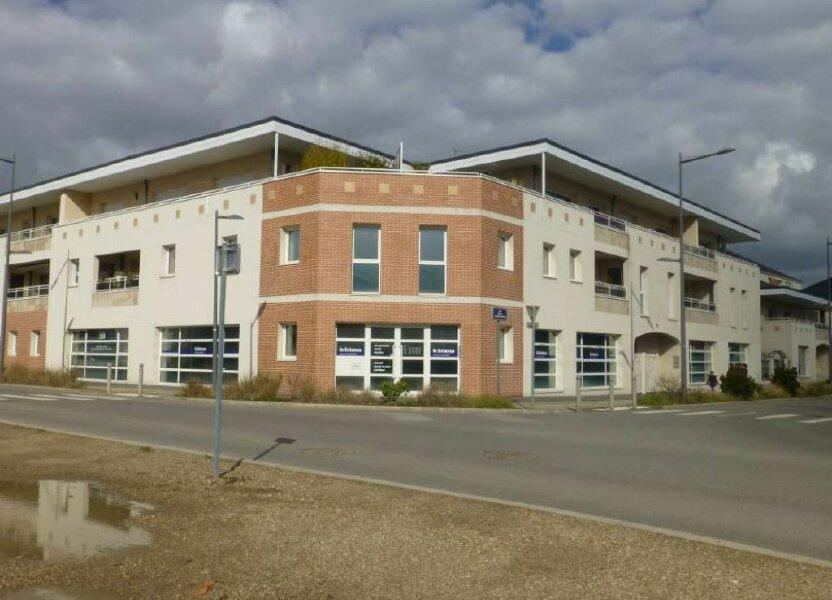Appartement à louer 37.21m2 à Orléans