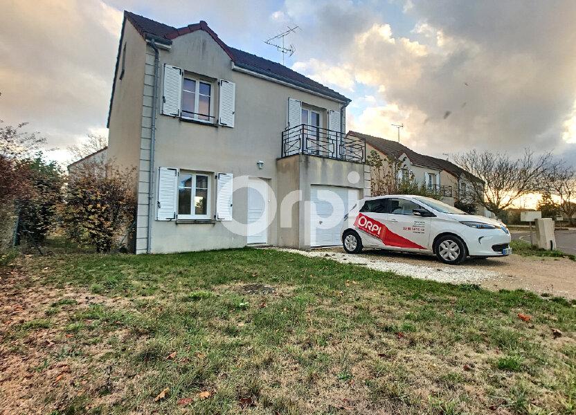 Maison à louer 100.34m2 à La Chapelle-Saint-Mesmin