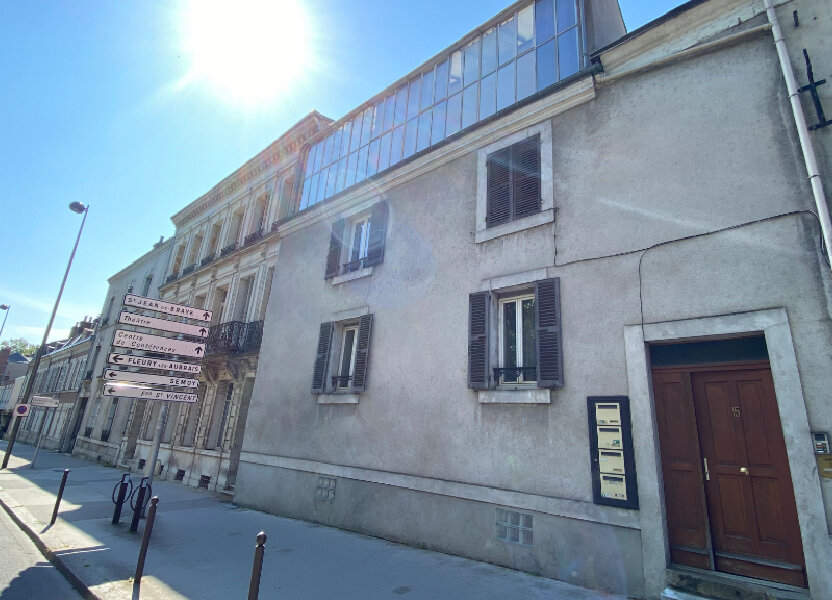 Appartement à louer 47.27m2 à Orléans
