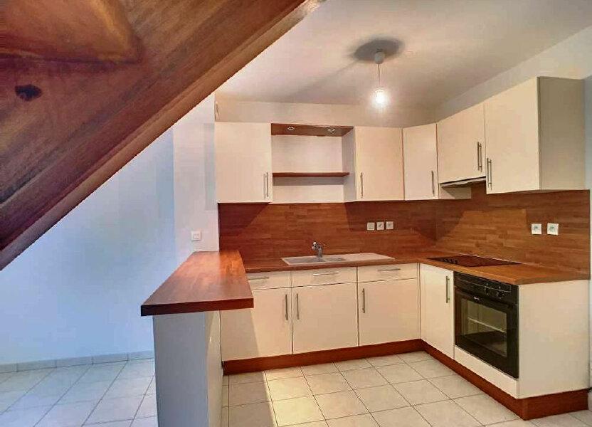 Appartement à louer 64.6m2 à Orléans