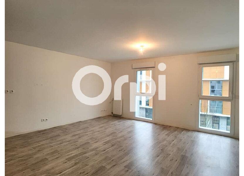 Appartement à louer 62.05m2 à Orléans