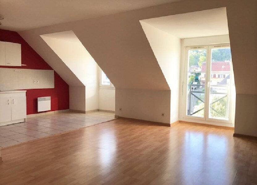Appartement à louer 62.07m2 à Étampes