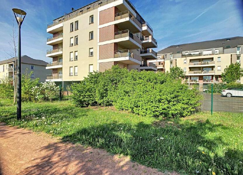 Appartement à louer 49.55m2 à Orléans