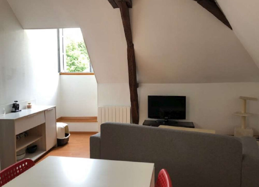 Appartement à louer 46.48m2 à Orléans