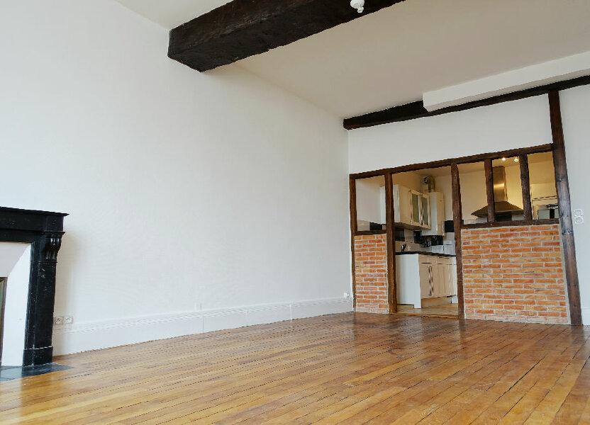 Appartement à louer 75.66m2 à Orléans