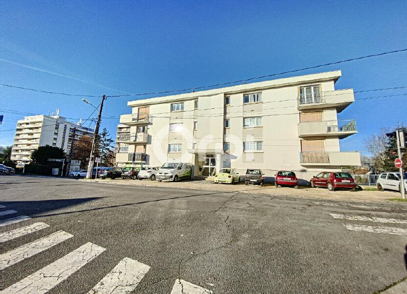 Appartement à louer 40.45m2 à Orléans