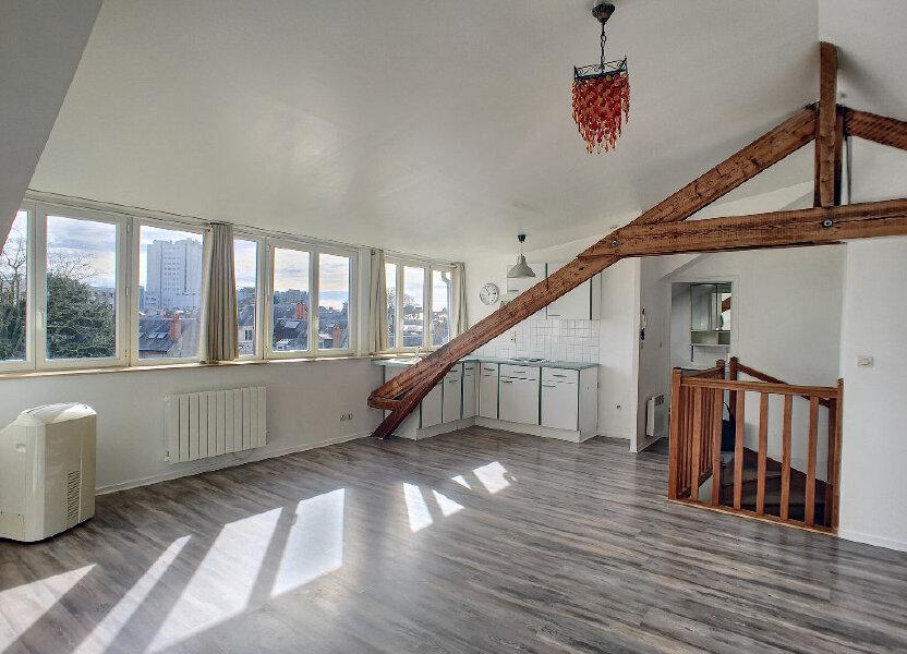 Appartement à louer 43.24m2 à Orléans