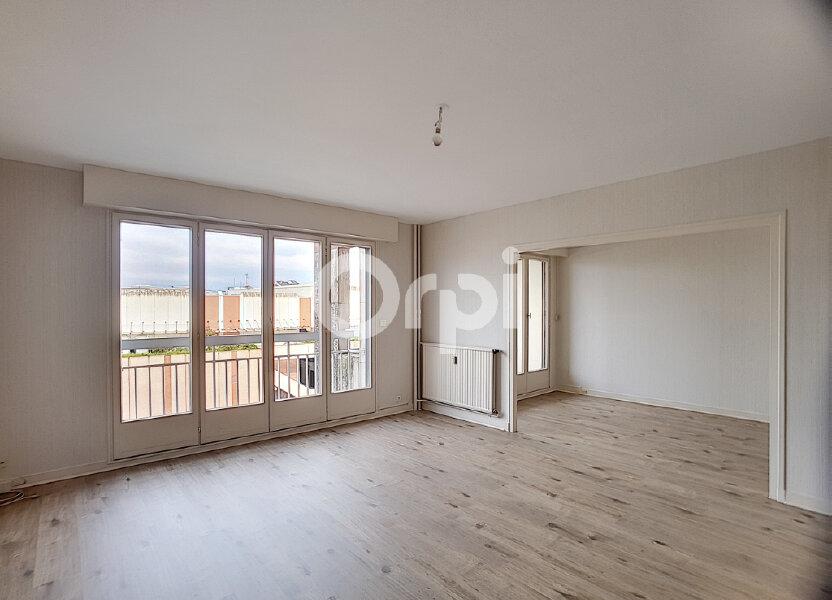 Appartement à louer 94.64m2 à Orléans