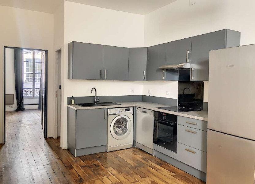 Appartement à louer 48.48m2 à Orléans