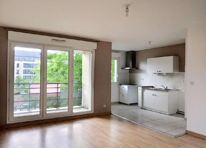 Appartement à louer 49.46m2 à Orléans