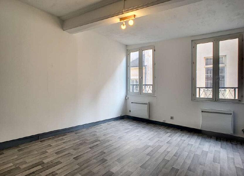 Appartement à louer 25.94m2 à Orléans
