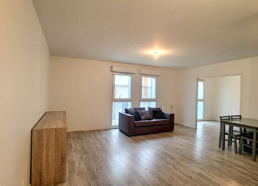 Appartement à louer 45.94m2 à Orléans