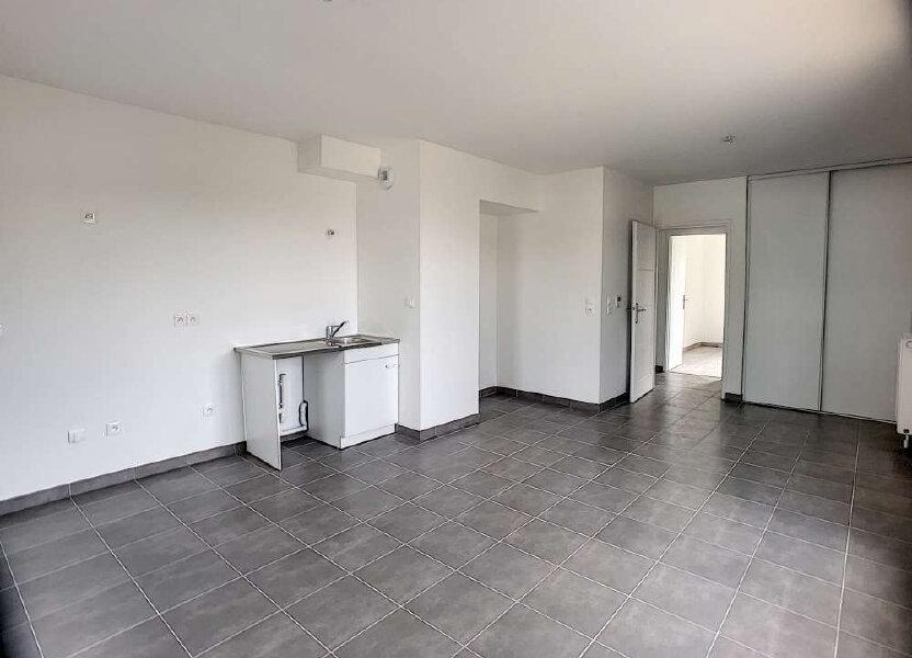 Appartement à louer 49.74m2 à Orléans