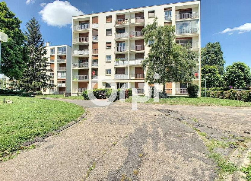 Appartement à louer 45.7m2 à Saint-Jean-de-la-Ruelle