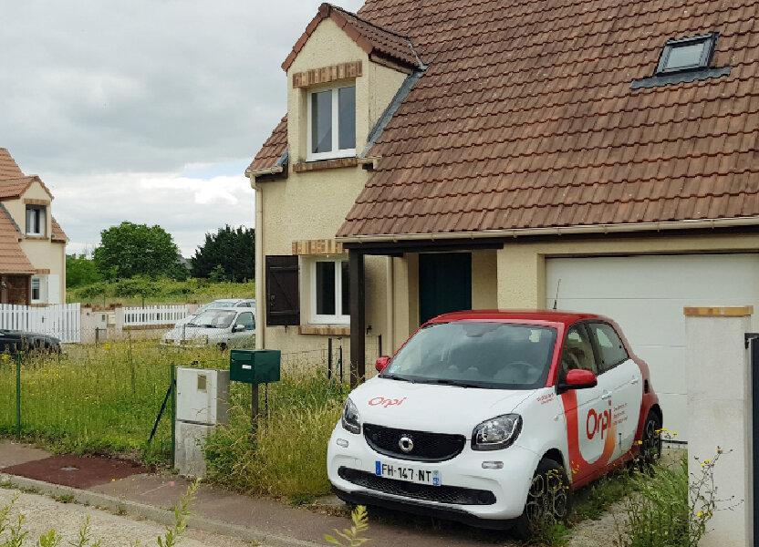 Maison à louer 80m2 à Orléans