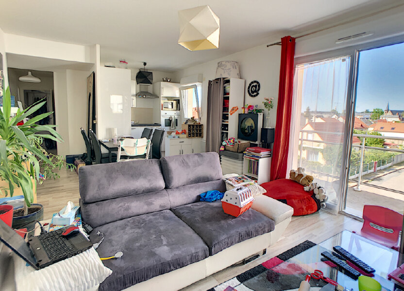 Appartement à vendre 69.25m2 à Fleury-les-Aubrais