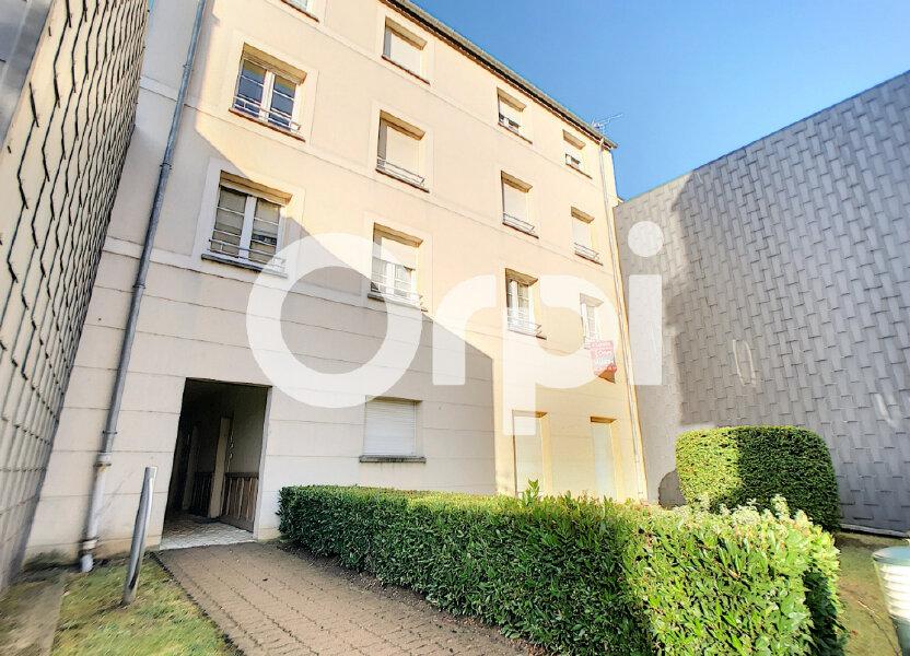 Appartement à louer 29.8m2 à Orléans