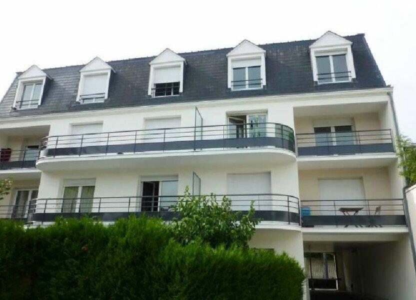 Appartement à louer 47.4m2 à Orléans