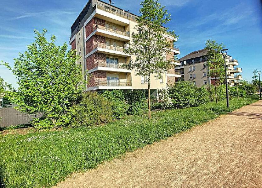 Appartement à louer 46.07m2 à Orléans