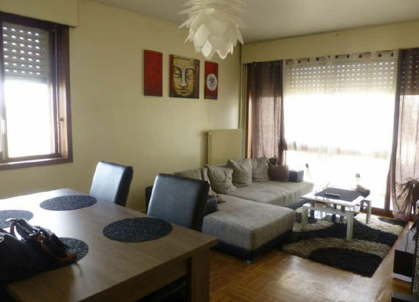 Appartement à louer 66.3m2 à Orléans