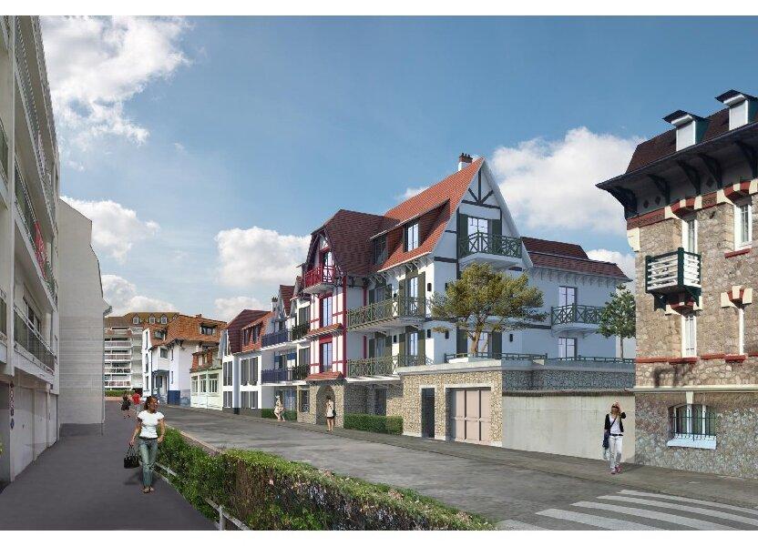 Appartement à vendre 36.77m2 à Le Touquet-Paris-Plage