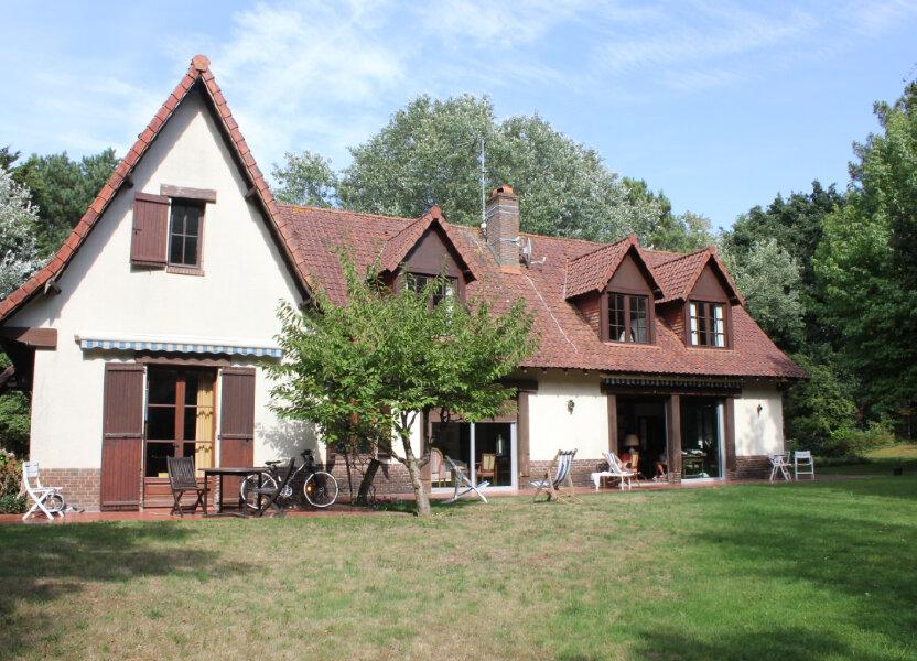 Maison à vendre 280m2 à Le Touquet-Paris-Plage