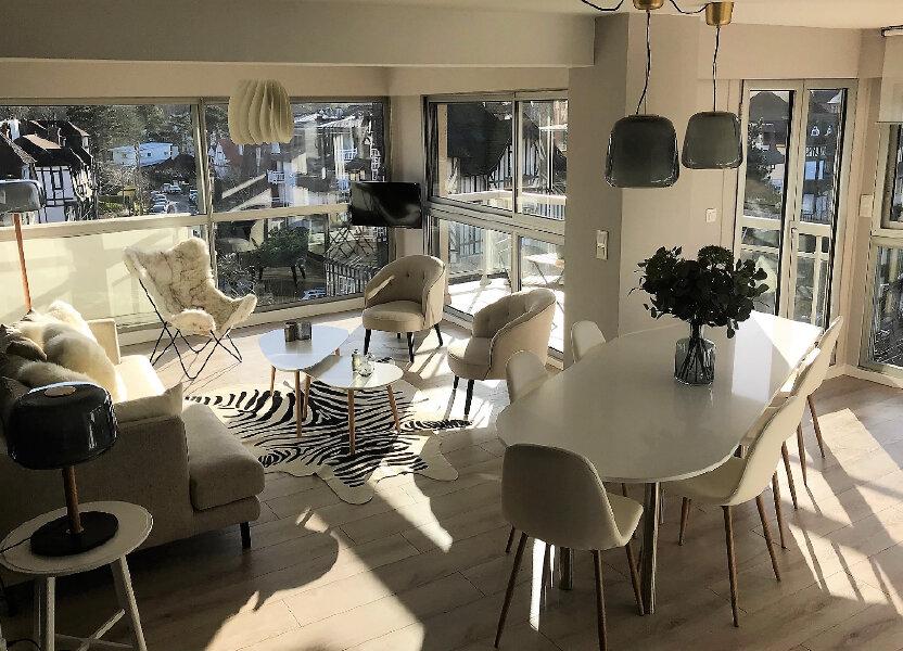 Appartement à vendre 87m2 à Le Touquet-Paris-Plage