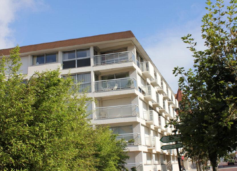 Appartement à vendre 20m2 à Le Touquet-Paris-Plage