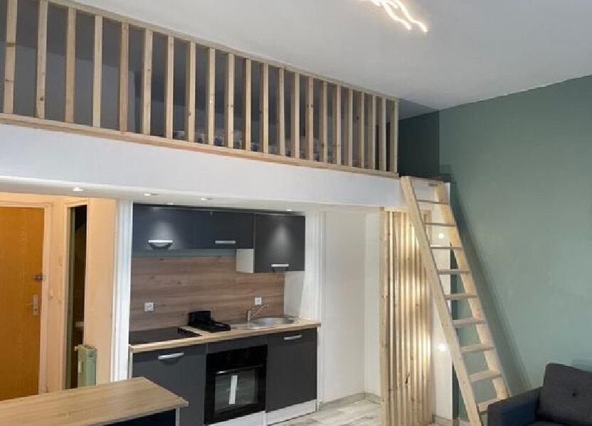 Appartement à vendre 24m2 à Le Touquet-Paris-Plage