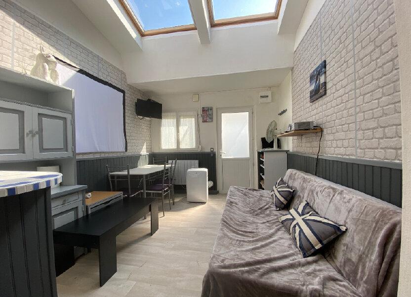 Appartement à vendre 23m2 à Le Touquet-Paris-Plage
