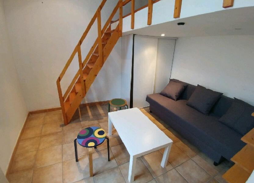 Appartement à louer 16.45m2 à La Seyne-sur-Mer