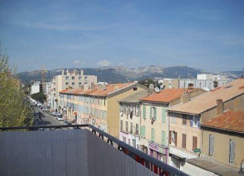 Appartement à louer 50.2m2 à La Seyne-sur-Mer