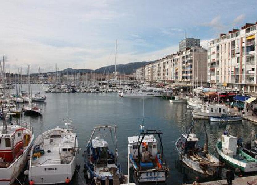 Appartement à vendre 38.6m2 à Toulon