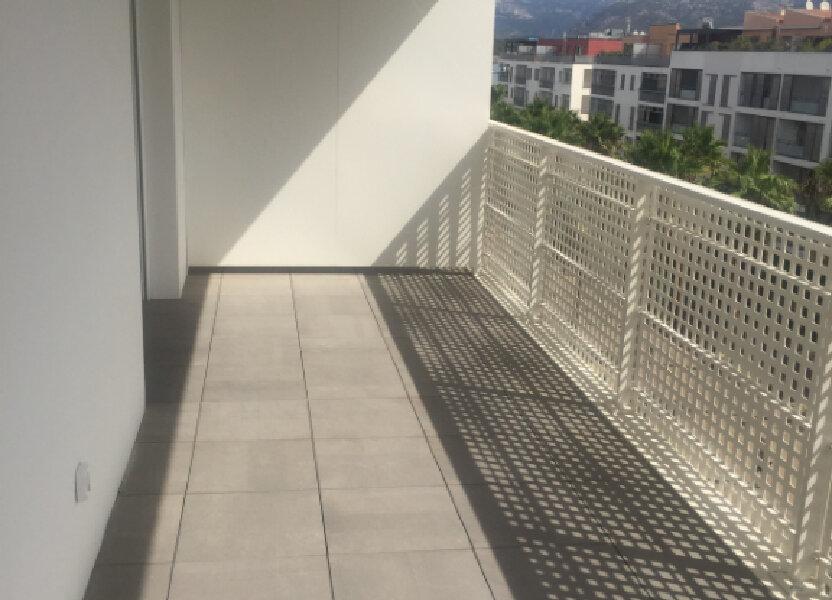 Appartement à louer 35.93m2 à La Seyne-sur-Mer