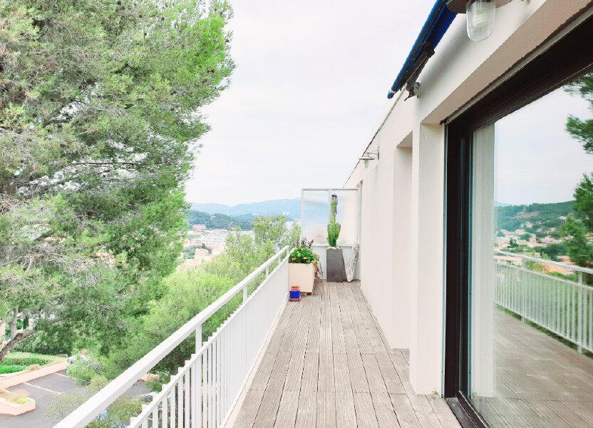 Appartement à vendre 63.56m2 à Saint-Mandrier-sur-Mer