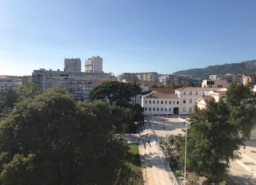 Appartement à louer 52.91m2 à Toulon