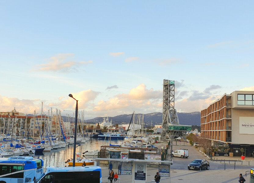 Appartement à vendre 73m2 à La Seyne-sur-Mer