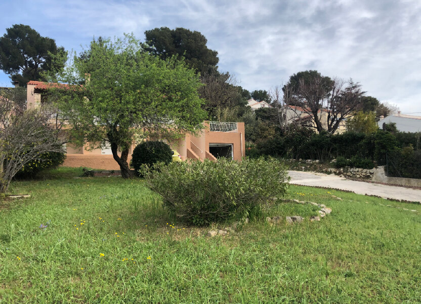 Maison à vendre 115m2 à La Seyne-sur-Mer