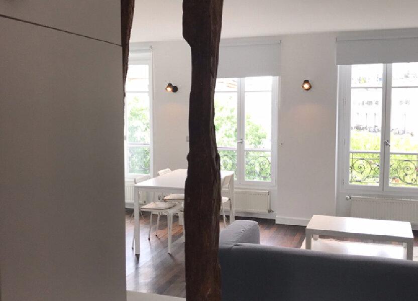 Appartement à louer 34m2 à Boulogne-Billancourt