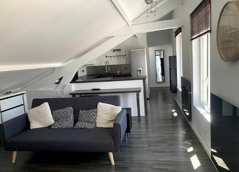 Appartement à louer 29m2 à Suresnes