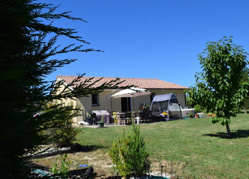 Maison à vendre 78.41m2 à Aubagnan