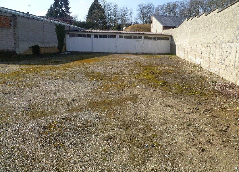 Terrain à vendre 860m2 à Saint-Just-en-Chaussée