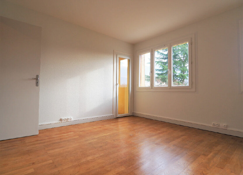 Appartement à louer 42m2 à Aix-les-Bains
