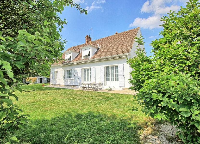 Maison à vendre 235m2 à Estrées-Saint-Denis