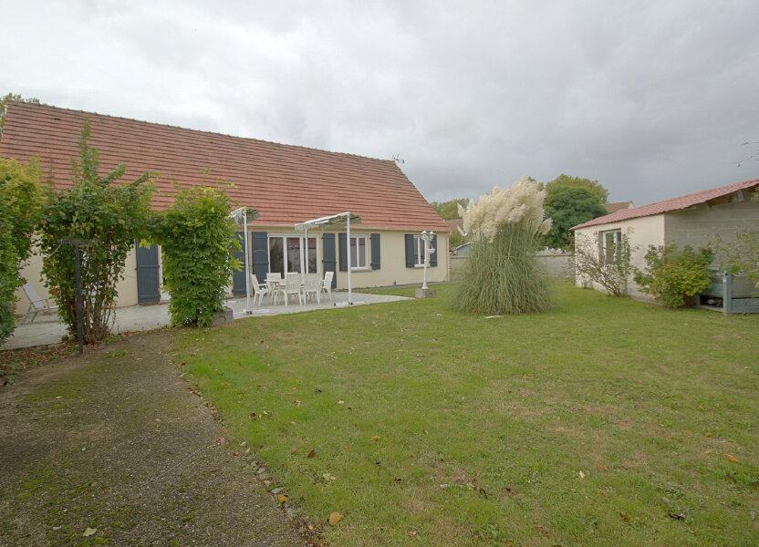 Maison à vendre 100m2 à Estrées-Saint-Denis