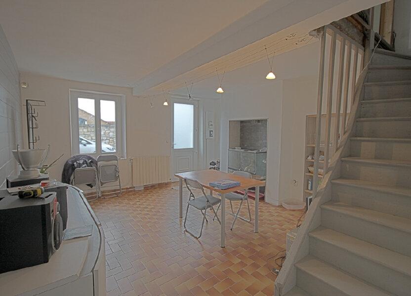 Maison à vendre 52m2 à Estrées-Saint-Denis