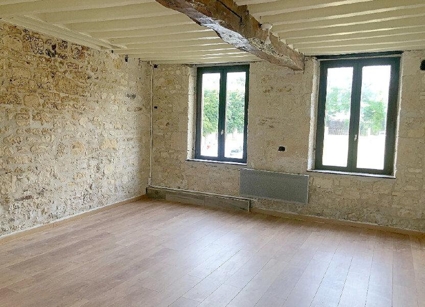 Appartement à louer 31m2 à Monchy-Humières