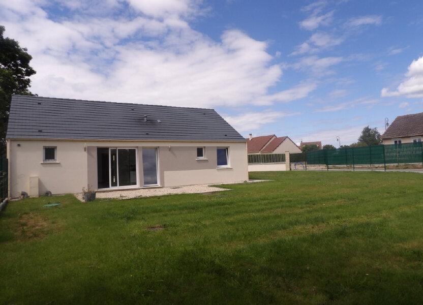 Maison à louer 86m2 à Villers-en-Vexin