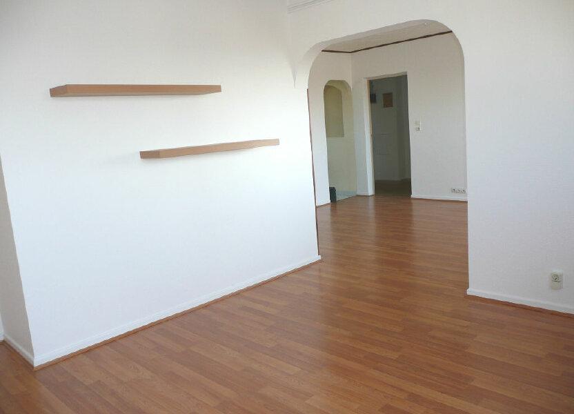 Appartement à louer 87.58m2 à Metz