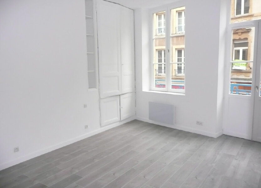 Appartement à louer 33.94m2 à Metz